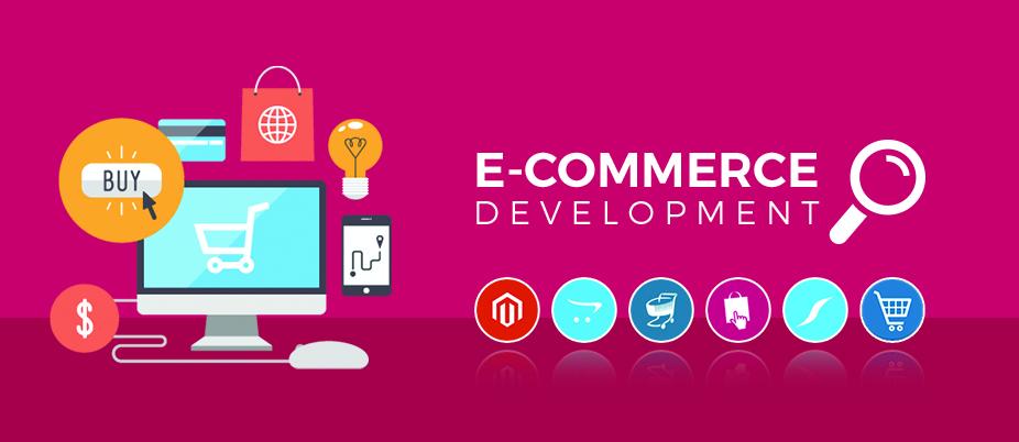 Ecommerce web development agency