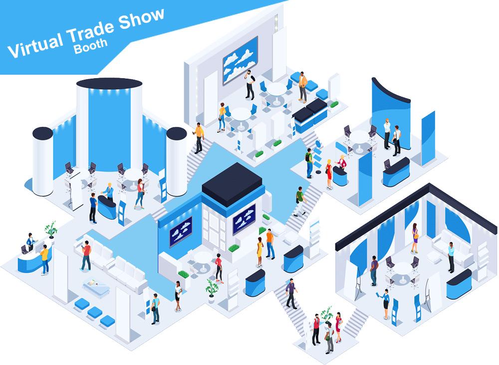 Virtual Trade Show Booth