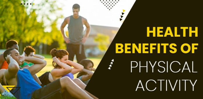 Physical Activity, Exercise, Health Benefits of Physical Activity, alldayplus