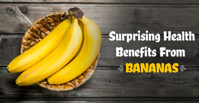Banana, Benefits of Banana, Banana Nutritional Facts, Genmedicare