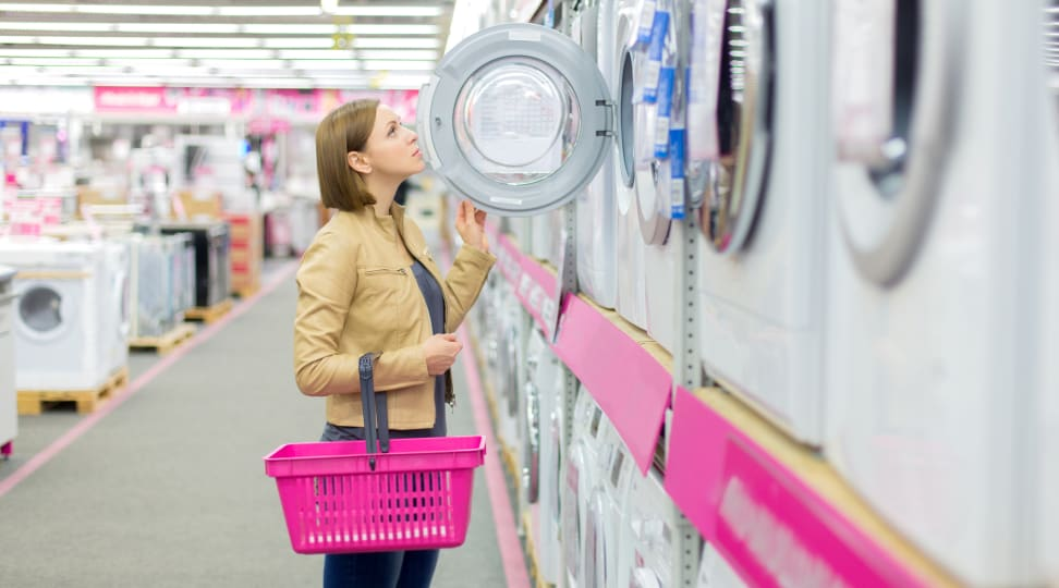 Buying A Washing Machine Online