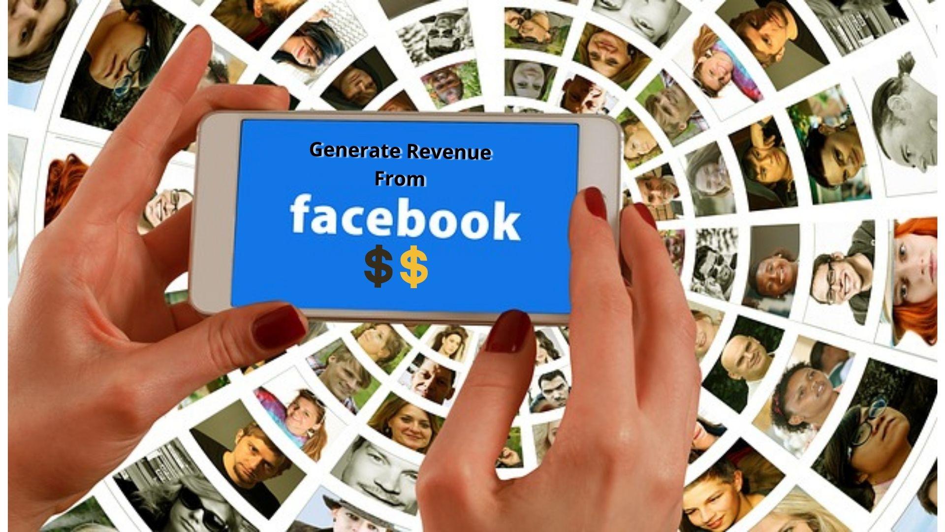 generate-revenue-from-Facebook-advertising