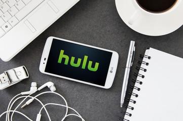 Hulu or Pluto TV
